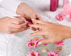Beauty treatments in Luton and Dunstable: Manicure