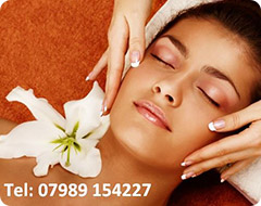 Spa taster treatments Indian Head Massage in Luton